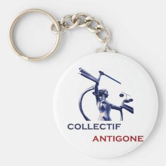 Porte-clés Collectif Antigone