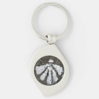 Porte-clés Collier de Shell de feston