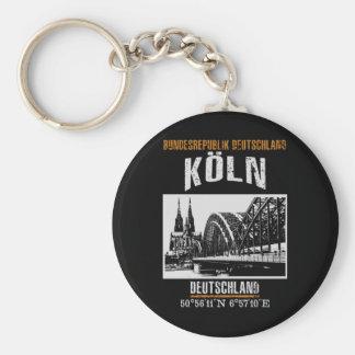 Porte-clés Cologne