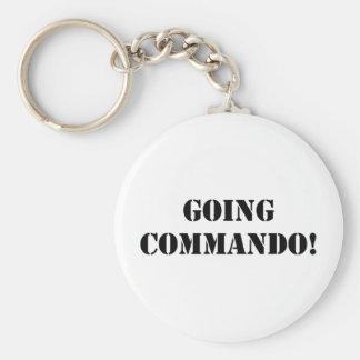 Porte-clés Commando allant