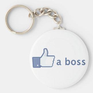 Porte-clés Comme un porte - clé de patron
