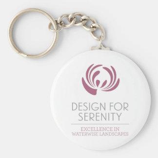 Porte-clés Conception pour la sérénité