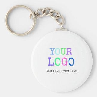 Porte-clés Concevez votre propre logo personnalisé par