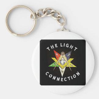 Porte-clés Connexion légère
