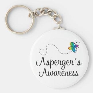 Porte-clés Conscience d'Aspergers