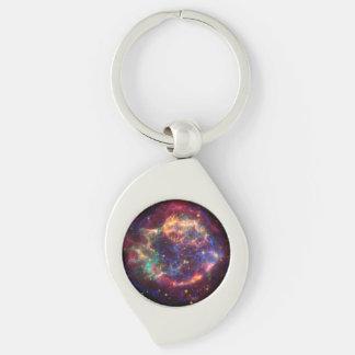 Porte-clés Constellation de Cassiopeia