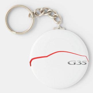 Porte-clés Contour G35