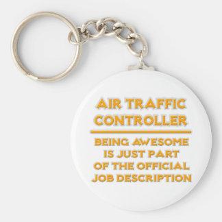 Porte-clés Contrôleur de la navigation aérienne. Description