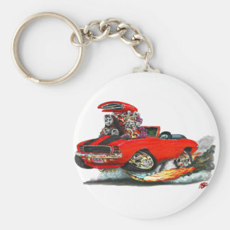 Porte-clés Convertible 1969 Rouge-Noir du RS solides solubles