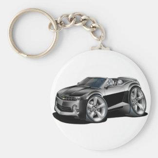 Porte-clés Convertible 2012 noir de Camaro