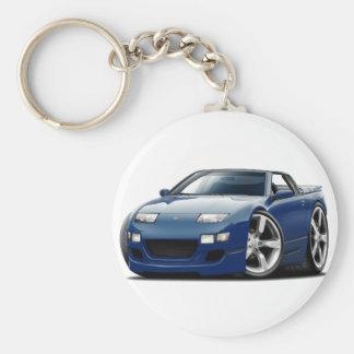 Porte-clés Convertible bleu de Nissan 300ZX DK