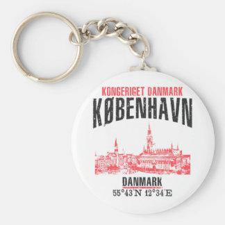 Porte-clés Copenhague