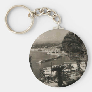 "Porte-clés COTE D'AZUR - Nice DES Anglais"" 1950 ""de promenade"
