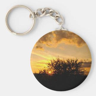 Porte-clés Coucher du soleil - Di Campobasso de S. Stefano