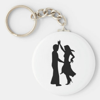 Porte-clés Couples standard de danse