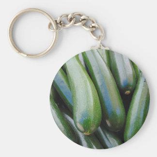 Porte-clés Courgette