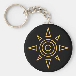 Porte-clés Crête de Digimon du courage