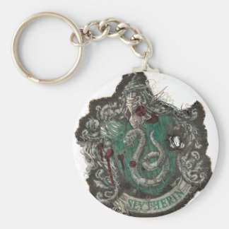 Porte-clés Crête de Harry Potter   Slytherin - cru