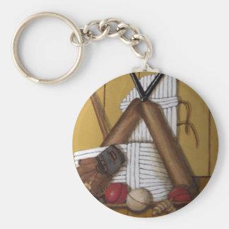 Porte-clés Cricket vintage