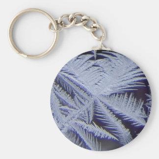 Porte-clés cristal de glace frais