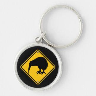 Porte-clés Croisement de kiwi de la Nouvelle Zélande