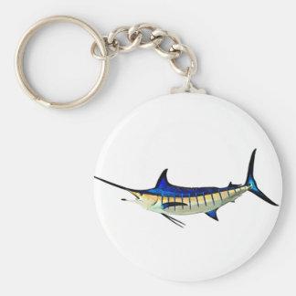 Porte-clés Customisez ce Marlin avec votre nom de bateau