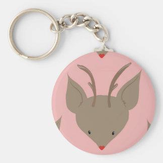 Porte-clés Cute reindeer
