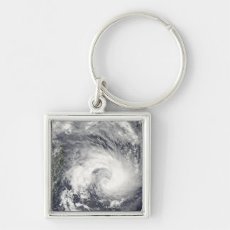 Porte-clés Cyclone tropical Gael