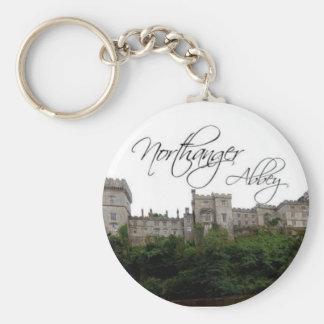 porte-clés d'abbaye de northanger