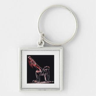 Porte-clés danse contemporaine 3