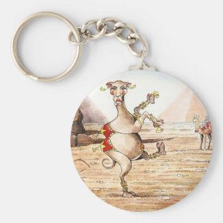 Porte-clés Danse de chameau