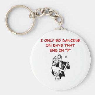 Porte-clés danse de salon