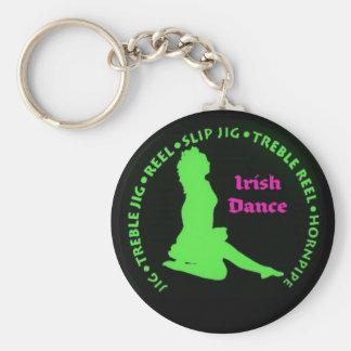 Porte-clés Danses d'Irlandais
