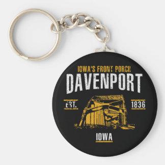 Porte-clés Davenport