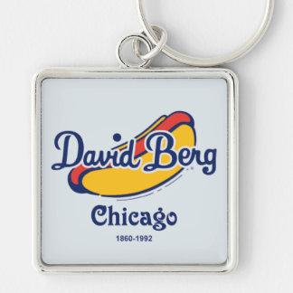 Porte-clés David Berg & Company, Chicago, IL 1860-1992