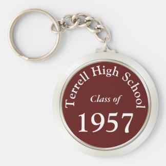 Porte - clés de la Réunion de classe en vos Porte-clés