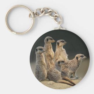 Porte-clés de portrait de famille