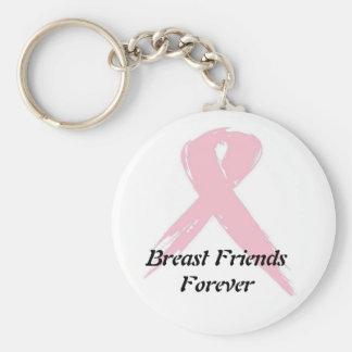 Porte-clés De sein d'amis porte - clé pour toujours
