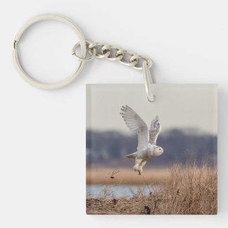 Porte-clés Décollage de hibou de Milou