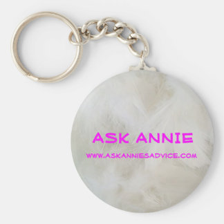 Porte-clés Demandez le porte - clé d'Annie