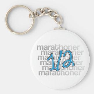 Porte-clés demi de marathoner 13,1