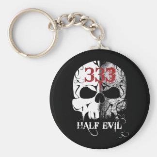 Porte-clés Demi de porte - clé 333 mauvais