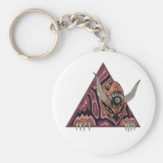 Porte-clés Démon portail