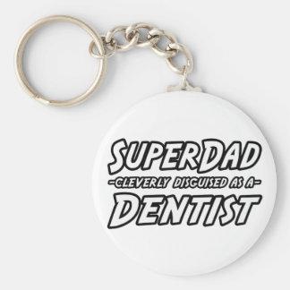 Porte-clés Dentiste de SuperDad…