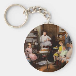 Porte-clés Dentiste - la pratique en matière 1921 de famille
