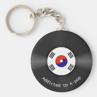 Porte-clés Dépendant à Kpop