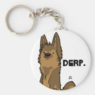 Porte-clés Derp - porte - clé de berger allemand