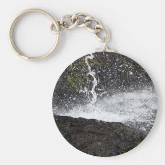 Porte-clés Détail d'une petite cascade