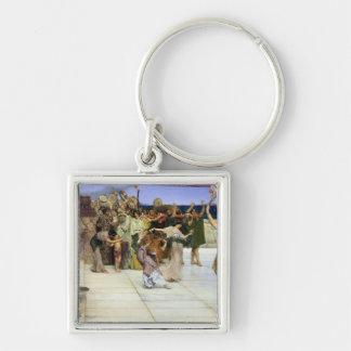 Porte-clés Dévouement d'Alma-Tadema |A au Bacchus