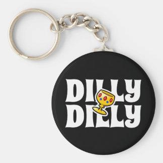 Porte-clés Dilly Dilly